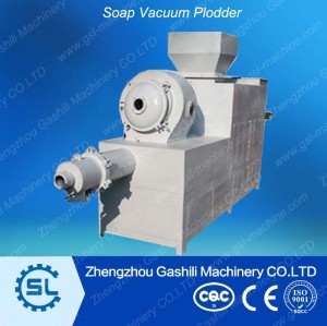 Hot sale low price soap forming vacuum plodder