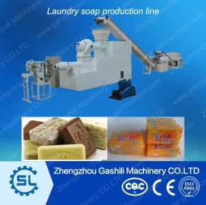 Indrustry price selling  laundry  soap  machine