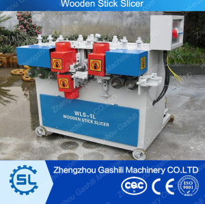 Wooden Stick Slicer, Wooden Stick Making Machine for Chopsticks