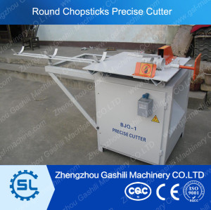 High precision wood chopsticks cutter precision cutter for chopsticks