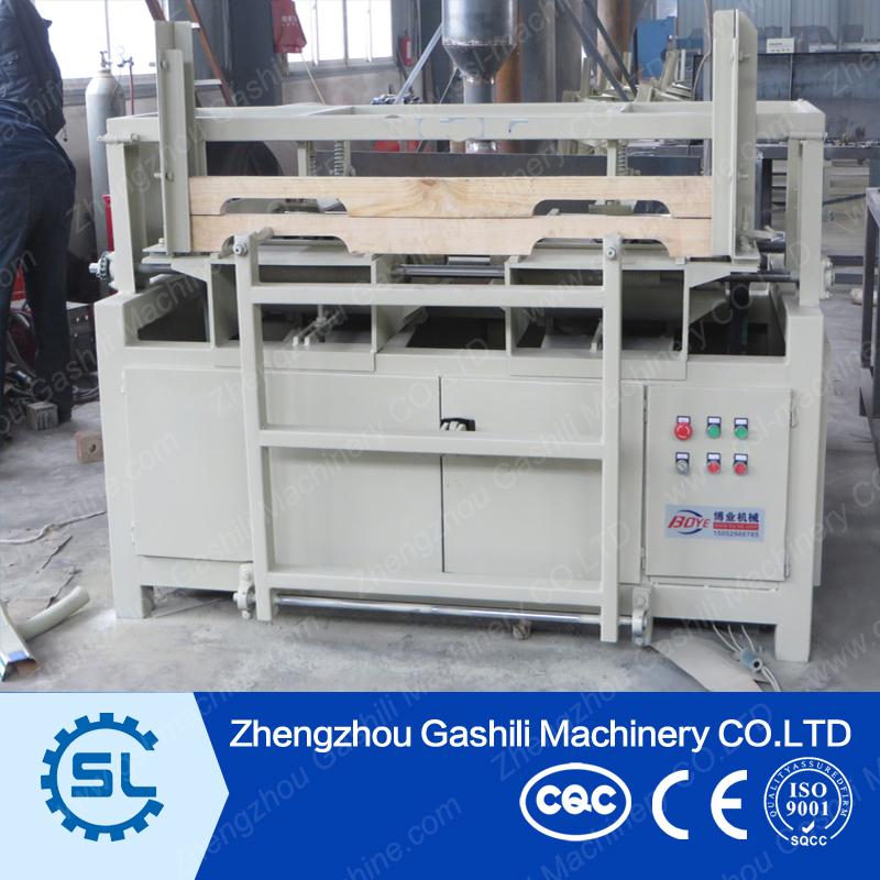 pallet notching machine