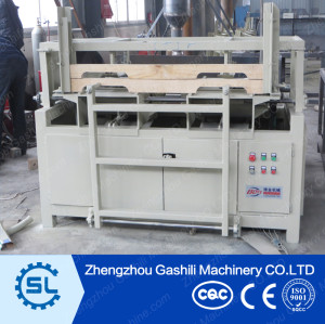 automatic wooden pallets notching machine