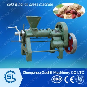 Small model Peanut oil press machine with best price