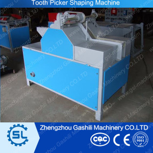 Automatic wooden toothpick wooden toothpick making machine line