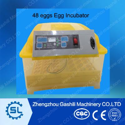 48eggs Mini Egg Incubator Chicken Egg Hatching Machine