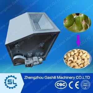 New type full automatic cashew shelling machine 0086-13939083462