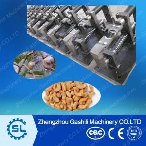 Hot sale good quality manual cashew shelling machine 0086-13939083462