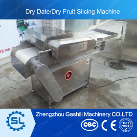 stainless steel 500kg/h preserved fruit slicing machine with competitive price