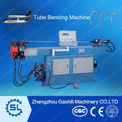 high performance single-head hydraulic pipe-bending machine