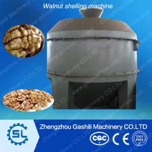 Big capacity walnut shelling machine