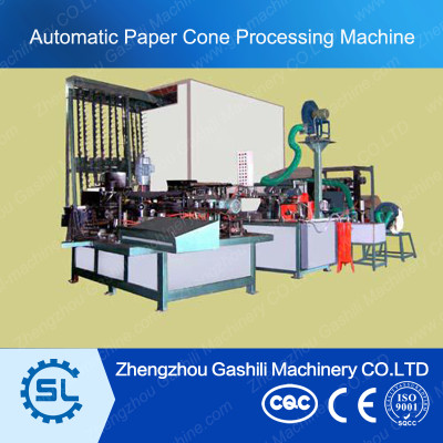 textile field widely use fully automatic paper cone making machine