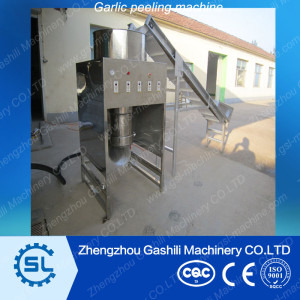 garlic skin remover/garlic peeling machine for sale
