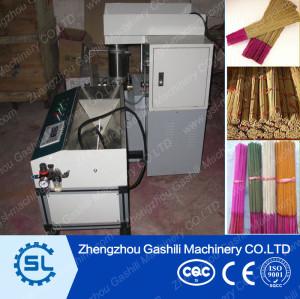 High quality incense sticks machine