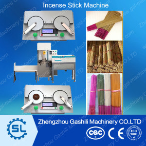 Full Automatic bamboo Incense Stick Making Machine