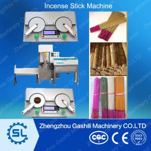 Full Automatic bamboo Incense Stick Making Machine