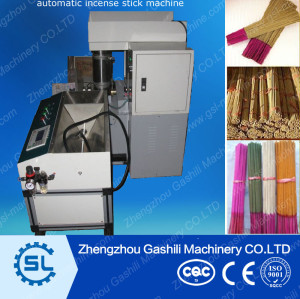 2015 factory price incense stick machine