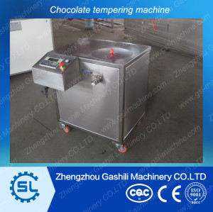 Hot sale good quality automatic chocolate tempering machine 0086-13939083462