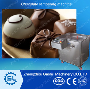 Good quality chocolate tempering machine for sale 0086-13939083462