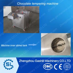 Pure chocolate tempering machine 0086-13939083462