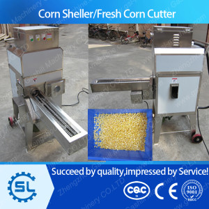 fresh sweet corn sheller corn seeds removing machine fresh corn cutter machine