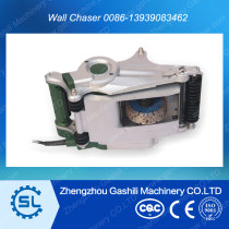 Plant price wall chaser for sale 0086-13939083462