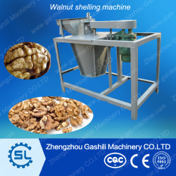 Plant price walnut shelling machine /walnut hulling machine for sale