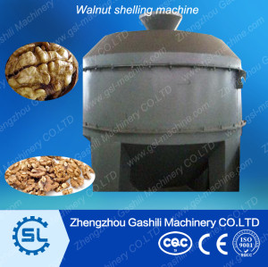 Hot sale walnut cracking machine