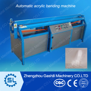organic glass bending machine