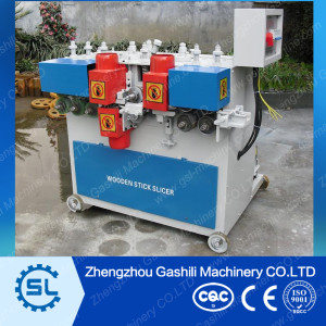 BBQ Wood stick machine/wood stick making line
