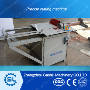 Plant price BBQ wood sticks making  machine