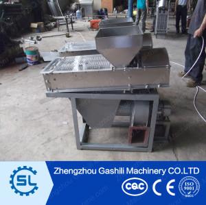 high performance roasted peanut red skin peeling machine 0086-13939083413
