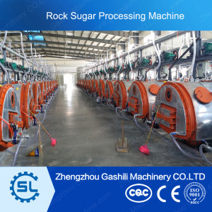 stable performance monocrystal rock sugar processing machine 0086-13939083413