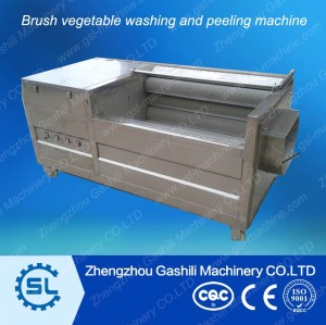 potato washing and peeling machine 0086-13939083462