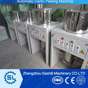 2015 Automatic Garlic Peeling Machine|Dry Type Garlic Peeler