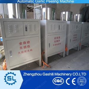 Price Of Garlic Peeling Machine For Peeling Garlic