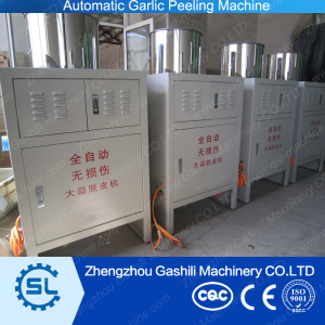 Price Of Garlic Peeling Machine For Peeling Garlic