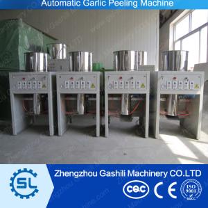 High efficiency Dry garlic peeling machine/Dry garlic peeler