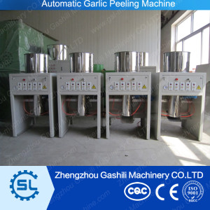 High efficiency Dry garlic peeling machine/Dry garlic peeler