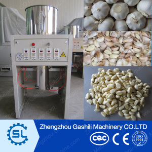 Automatic dry way garlic peeler,garlic skin peeling machine