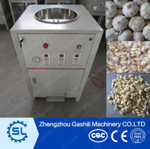 Automatic dry way garlic peeler,garlic skin peeling machine