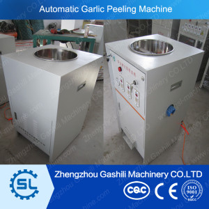 Factory garlic dry peeling machine wholesale