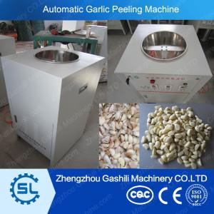 zhengzhou garlic peeler price of garlic peeling machine