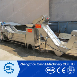 50-400kg/h stainless steel potato chips making machine with reasonable price