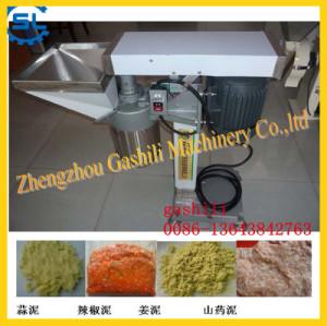stainless steel 300-500kg/h garlic grinding machine ginger grinder 0086-13643842763