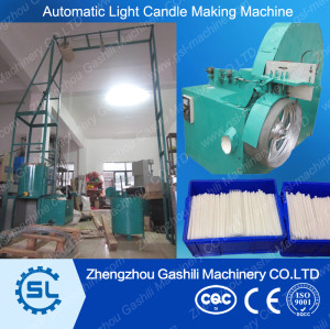Automatic Candle Machine Light candle production line