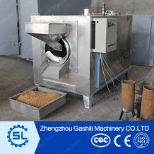 stainless steel peanut roasting machine 0086-13939083413