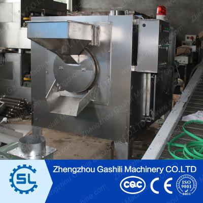 high performance stainless steel peanut roaster 0086-13939083413