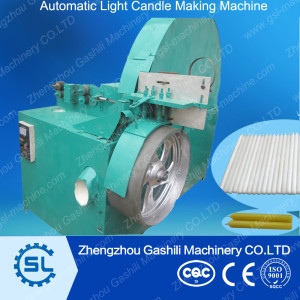 2015 candle machinery  lighting candle making machine