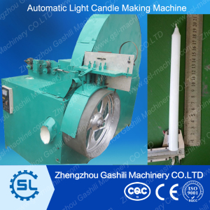 China wholesale white candle machine making candle