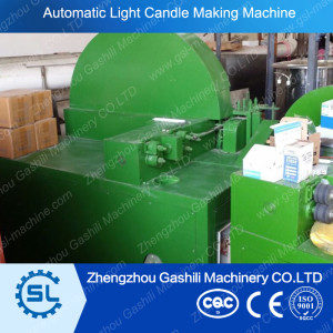 China Professional Manufacturer Candle Making Machine on sale